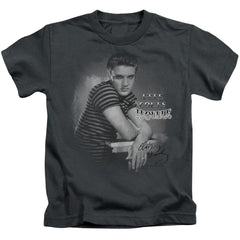 Elvis - Trouble Kids T-Shirt (Ages 4-7)