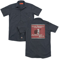 Elvis Greatest Adult Work Shirt