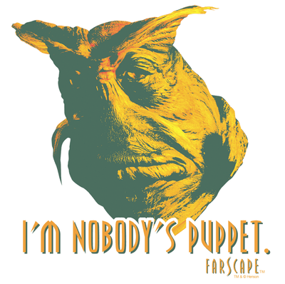 Farscape Nobodys Puppet Juniors T-Shirt