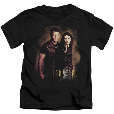 Farscape Wanted Kid's T-Shirt (Ages 4-7)