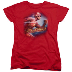 The Flash - Fastest Man Women's T-Shirt