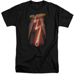The Flash - Flash Ave Adult Tall Fit T-Shirt
