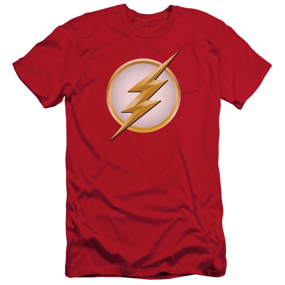 Flash New Logo Adult Slim Fit T-Shirt