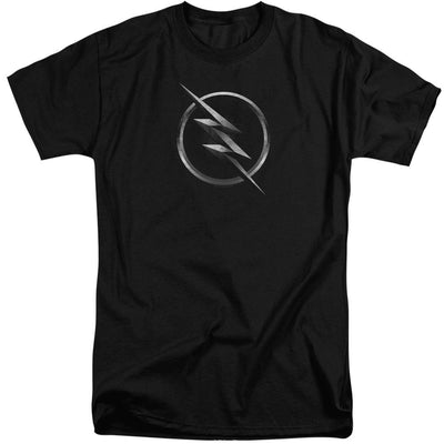 The Flash Zoom Logo Men's Tall Fit T-Shirt