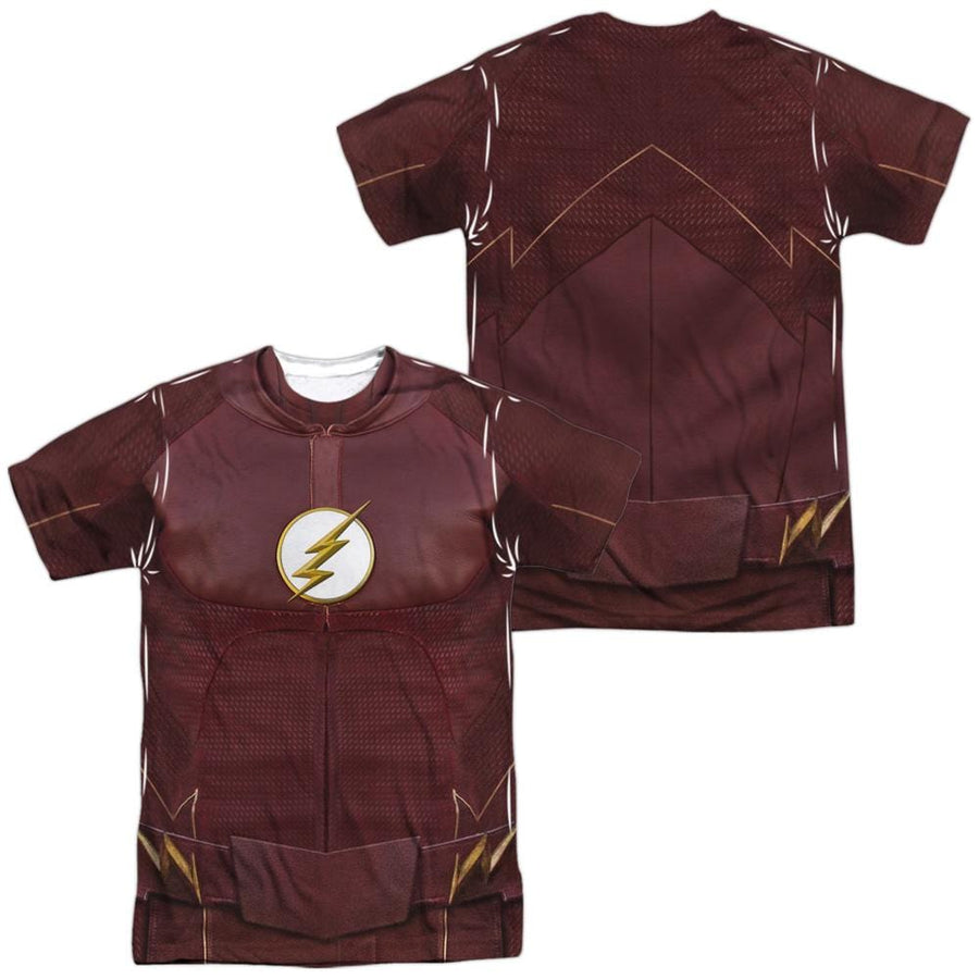 The Flash Season Four Uniform Men's All-Over Print T-Shirt