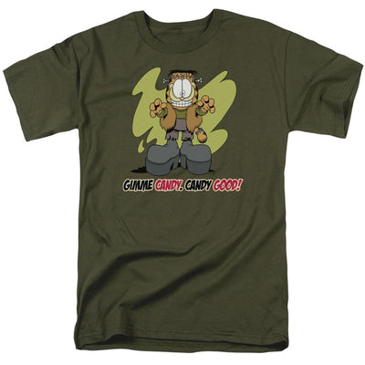 Garfield Candy Good Men's Regular Fit T-Shirt