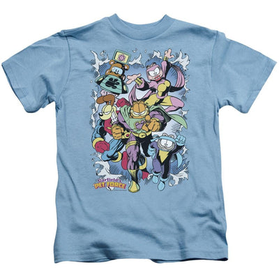 Garfield Ripped Kid's T-Shirt (Ages 4-7)