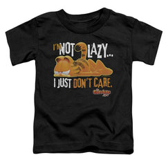 Garfield - Not Lazy Toddler T-Shirt