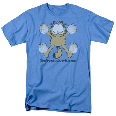 Garfield Stuck Men's Regular Fit T-Shirt