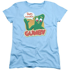 Gumby - Fun & Flexible Women's T-Shirt