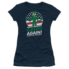 Gumby - For President Junior T-Shirt