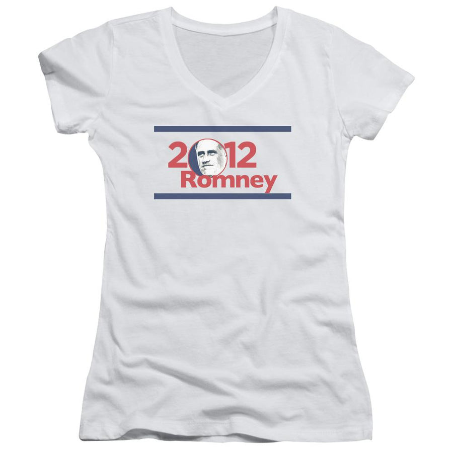 2012 Romney Junior V-Neck T-Shirt - Sons of Gotham