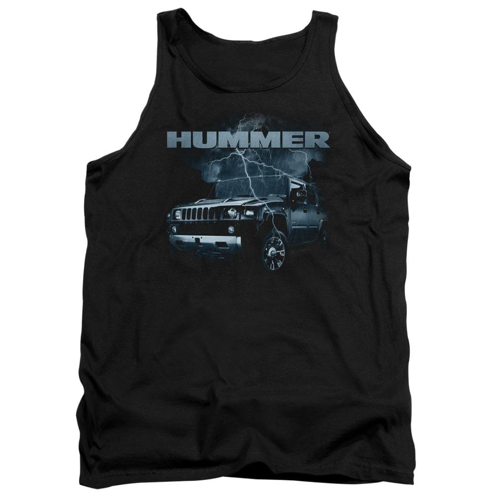 Hummer - Stormy Ride Adult Tank Top