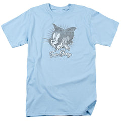 Tom And Jerry Classic Pals Adult Regular Fit T-Shirt