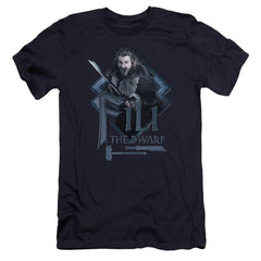 The Hobbit Fili Premium Adult Slim Fit T-Shirt