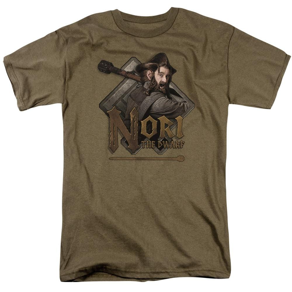 The Hobbit Nori Adult Regular Fit T-Shirt