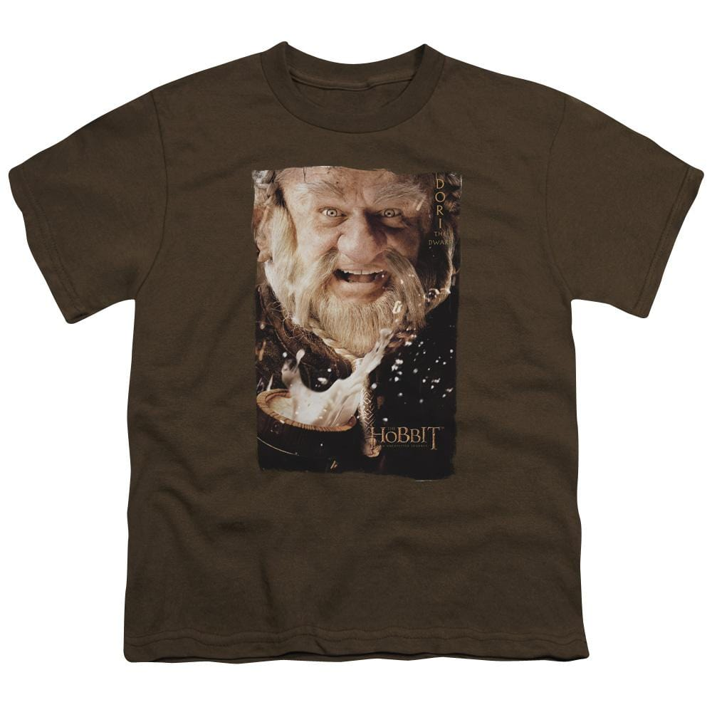 The Hobbit - Dori Youth T-Shirt (Ages 8-12)