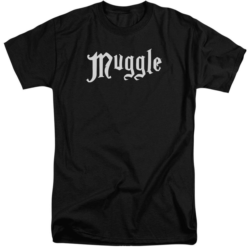 Harry Potter - Muggle Adult Tall Fit T-Shirt