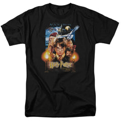 Harry Potter - Movie Poster Adult Regular Fit T-Shirt