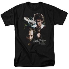 Harry Potter - Harry And Sirius Adult Regular Fit T-Shirt