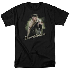 Harry Potter - Dumbledore Wand Adult Regular Fit T-Shirt