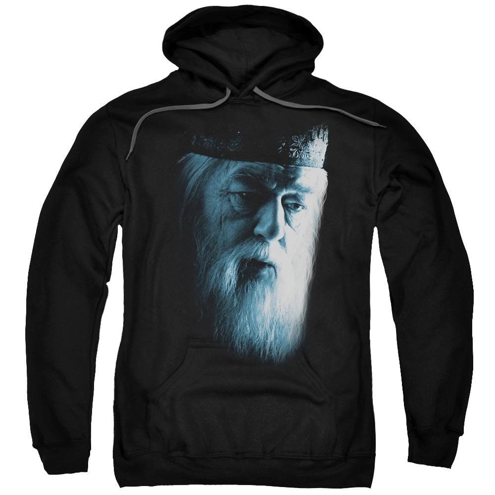 Harry Potter - Dumbledore Face Adult Pull-Over Hoodie