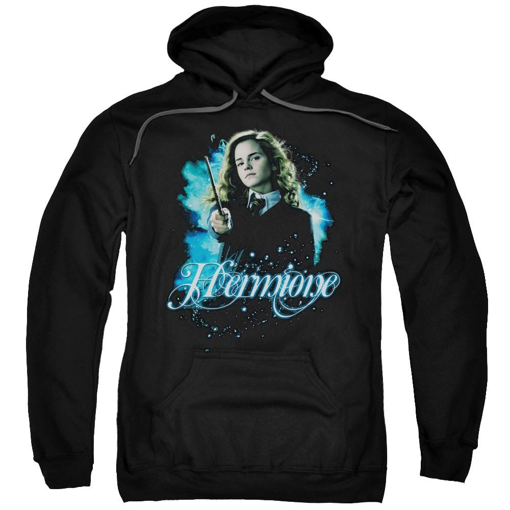 harry potter hermione ready adult pull over hoodie. Black Bedroom Furniture Sets. Home Design Ideas