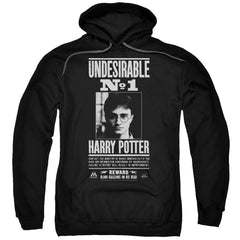 Harry Potter - Undesirable No 1 Adult Pull-Over Hoodie