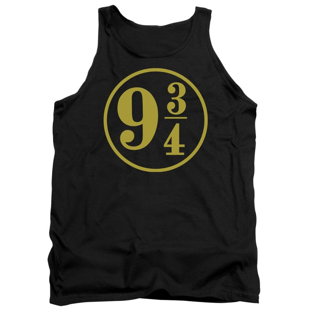 Harry Potter - 9 3 - 4 Adult Tank Top