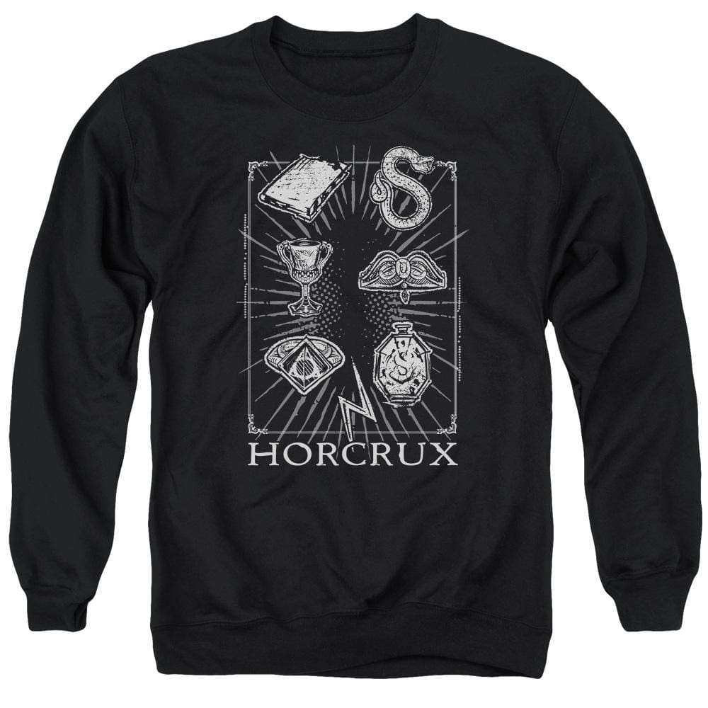 Harry Potter - Horcrux Symbols Adult Crewneck Sweatshirt