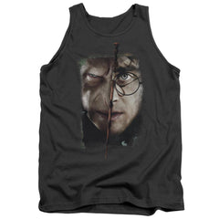 Harry Potter - It All Ends Here Adult Tank Top