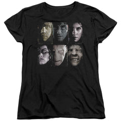 Harry Potter - Horizontal Heads Women's T-Shirt
