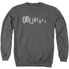 Harry Potter - Obliviate Adult Crewneck Sweatshirt