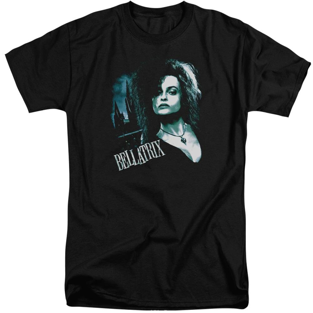 Harry Potter - Bellatrix Closeup Adult Tall Fit T-Shirt