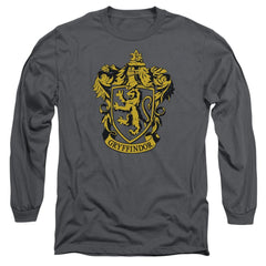 Harry Potter - Gryffindor Crest Adult Long Sleeve T-Shirt