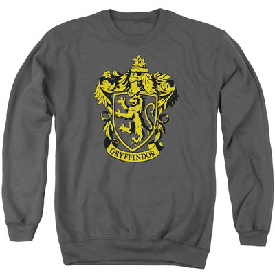 Harry Potter Gryffindor Crest Men's Crewneck Sweatshirt