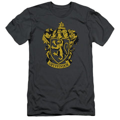 Harry Potter - Gryffindor Crest Adult Slim Fit T-Shirt