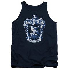 Harry Potter - Ravenclaw Crest Adult Tank Top
