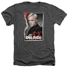 Harry Potter - Draco Frame Adult Regular Fit Heather T-Shirt