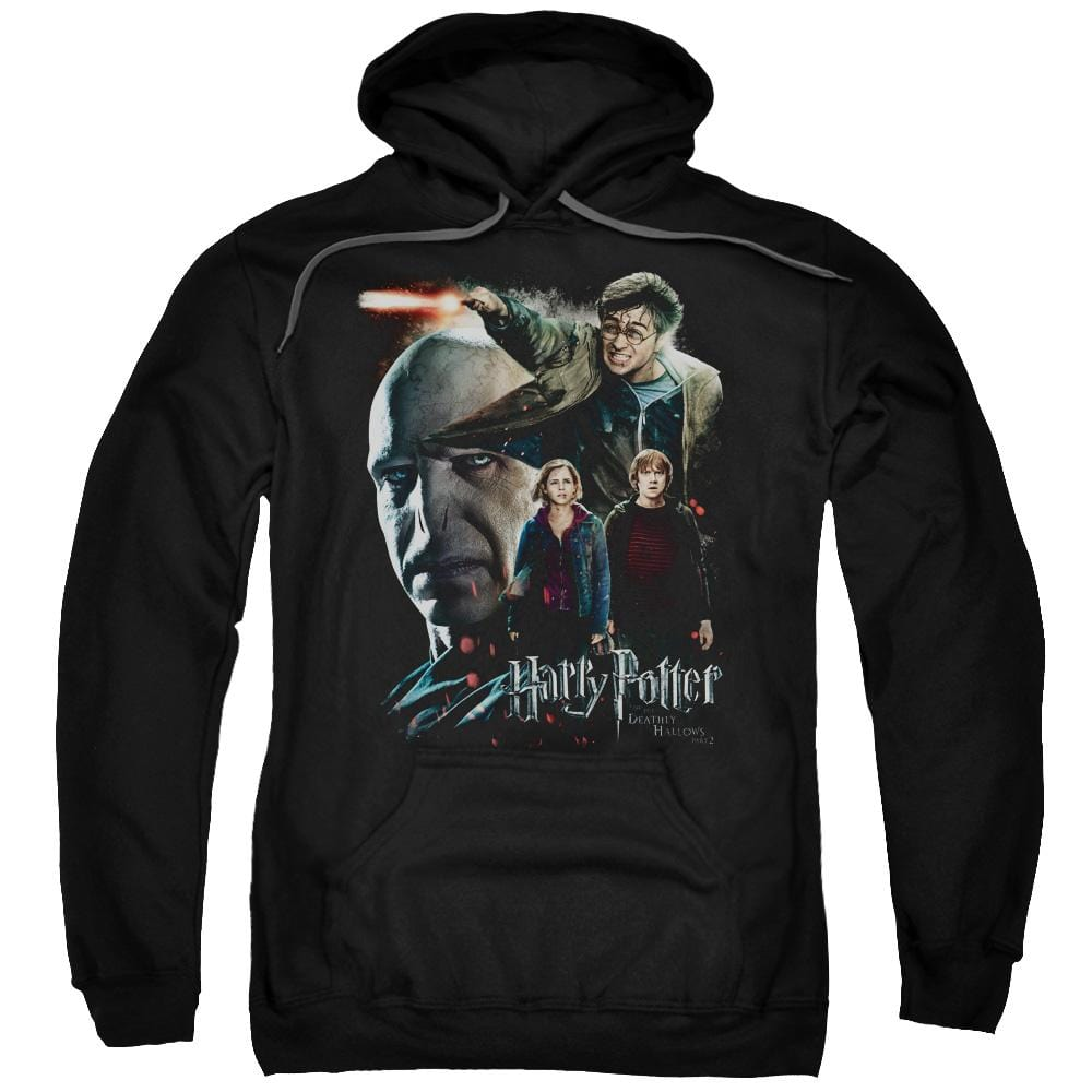 Harry Potter - Final Fight Adult Pull-Over Hoodie
