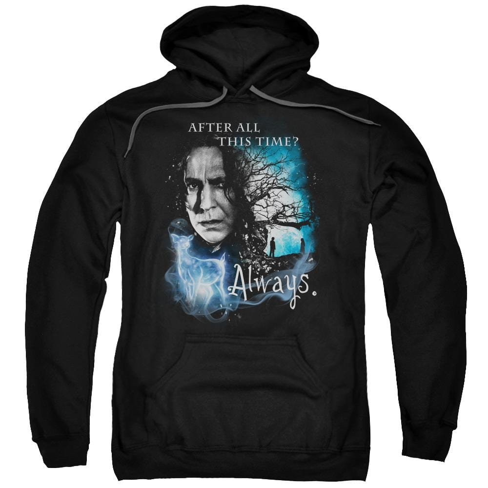 harry potter always adult pull over hoodie sons of gotham. Black Bedroom Furniture Sets. Home Design Ideas