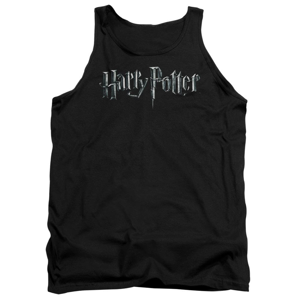 Harry Potter - Logo Adult Tank Top