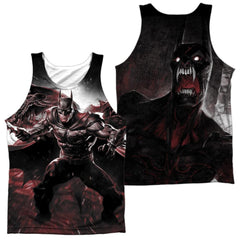 Infinite Crisis - Ic Batman Adult Tank Top
