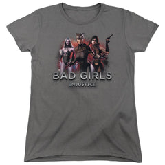 Injustice Gods Among Us - Bad Girls Women's T-Shirt