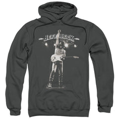 Jeff Beck - Guitar God Adult Pull-Over Hoodie