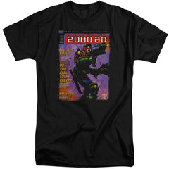 Judge Dredd 1067 Adult Tri-Blend T-Shirt