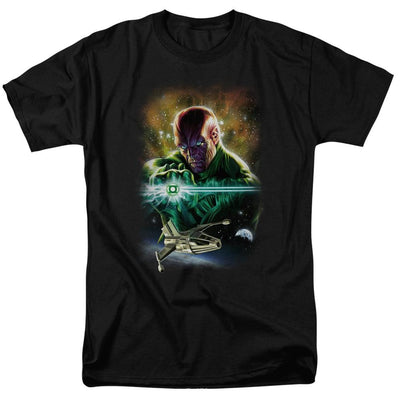 Justice League Abin Sur Men's Regular Fit T-Shirt