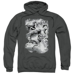 Jla Atmospheric Adult Pull-Over Hoodie