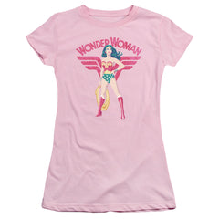 Jla - Ww Sparkle Junior T-Shirt