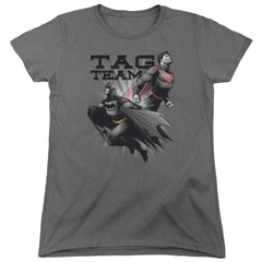 Jla - Tag Team Women's T-Shirt